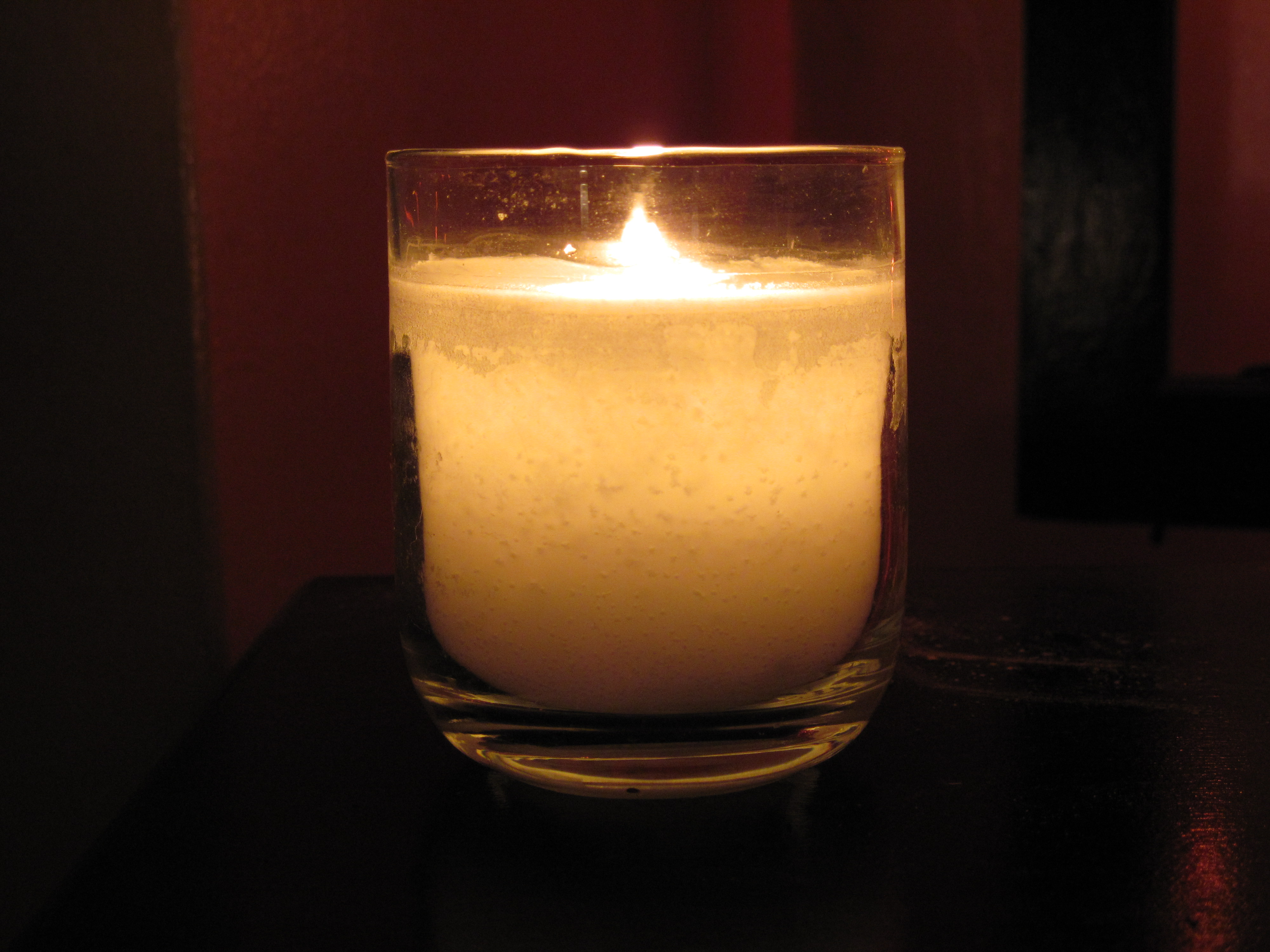 Why You Should Never Let A Candle Burn To The Very Bottom